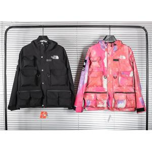 トレンド SUPREME×The North Face シュ...